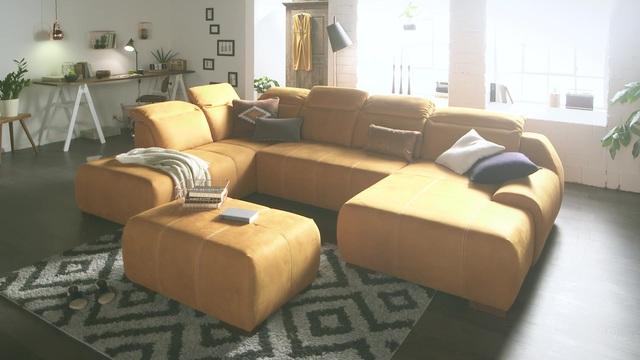 Premium Collection By Home Affaire Ecksofa Spirit Mit Ottomane
