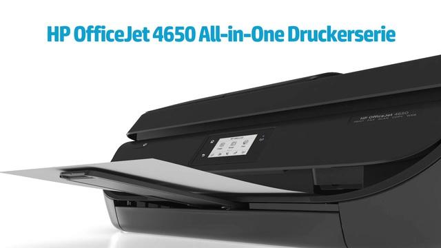 HP Officejet 4655 Multifunktionsdrucker kaufen | OTTO