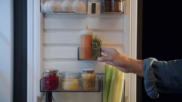 Aeg Kühlschrank Mit Gefrierschrank : Aeg kühlschrank rkb64024dx 185 cm hoch 59 5 cm breit online kaufen