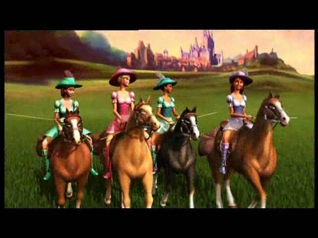 DVD Barbie und Die Drei Musketiere online kaufen  OTTO
