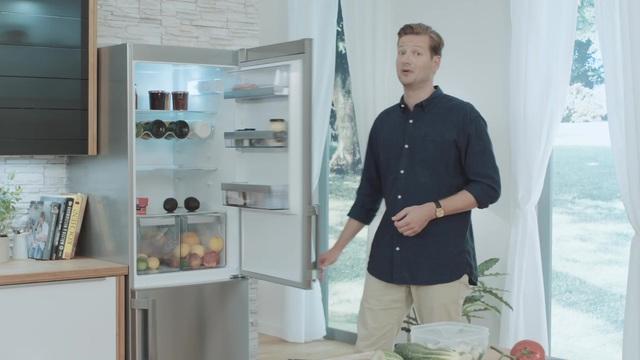 Aeg Kühlschrank Santo Temperatur Einstellen : Aeg kühl gefrierkombination s csw csx cm hoch