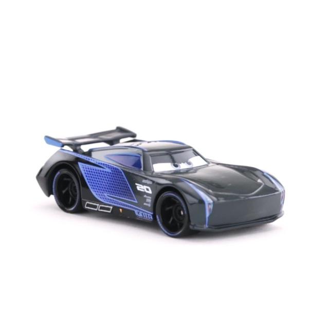 Mattel Disney Cars 3 Die Cast Jackson Storm Otto
