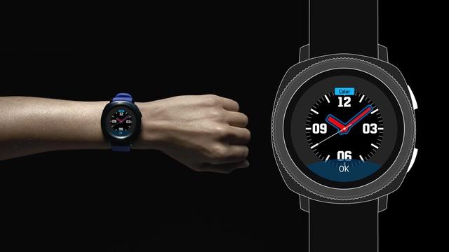 Samsung Gear Sport Smartwatch (3,05 cm1,2 Zoll, Tizen OS) online kaufen | OTTO