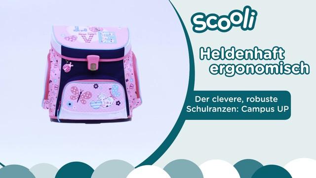 9c722d82b71e2 Scooli Schulranzen Set 5tlg.