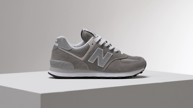 best sneakers ab420 325bc New Balance »Iconic WL 574 Grey Day« Sneaker | OTTO
