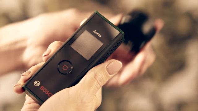 Laser Entfernungsmesser Zamo Von Bosch : Bosch diy laser entfernungsmesser zamo generation qualitat