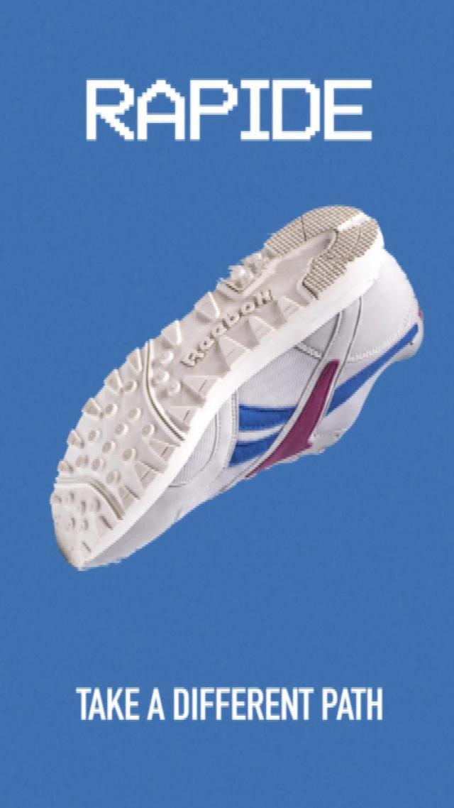 e2a64af8d0fb58 Reebok Classic »Rapide MU« Sneaker