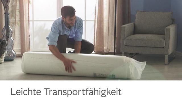 Komfortschaummatratze My Sleep Visko Beco 18 Cm Hoch Raumgewicht 28 1 Tlg Komfort Mit Viskoschaum Topper Inside