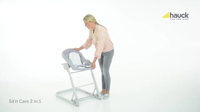 Hochstuhl Roba Oder Hauck ~ Hauck fun for kids hochstuhl »sit`n care 2in1 stretch grey« online