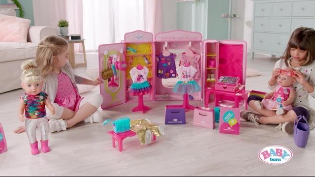 ab 3 Jahren Puppen & Zubehör Kleidung & Accessoires Zapf BABY born® Boutique TutuSet