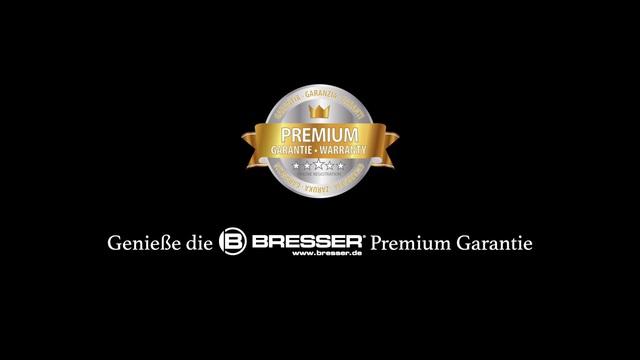 Bresser fernglas »pirsch ed 8x42 wasserdicht mit phase coating