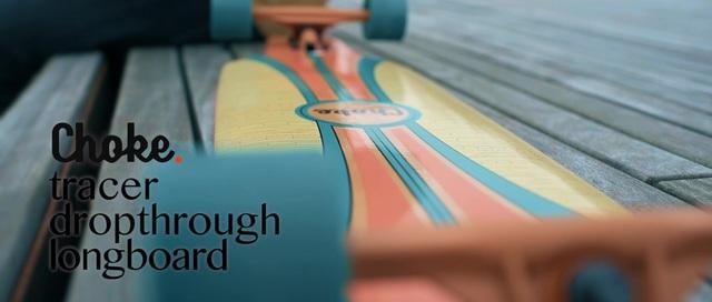 feedd46db4 Choke Longboard