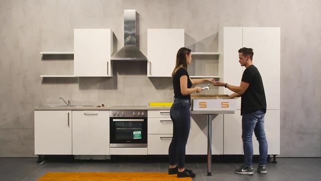 Kühlschrankumbau : Set one by musterring kühlschrankumbau siena« breite cm mit
