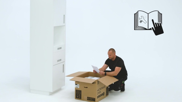 Aeg Integrierbare Kühlschränke : Aeg einbau mikrowelle mbb sem w kaufen otto