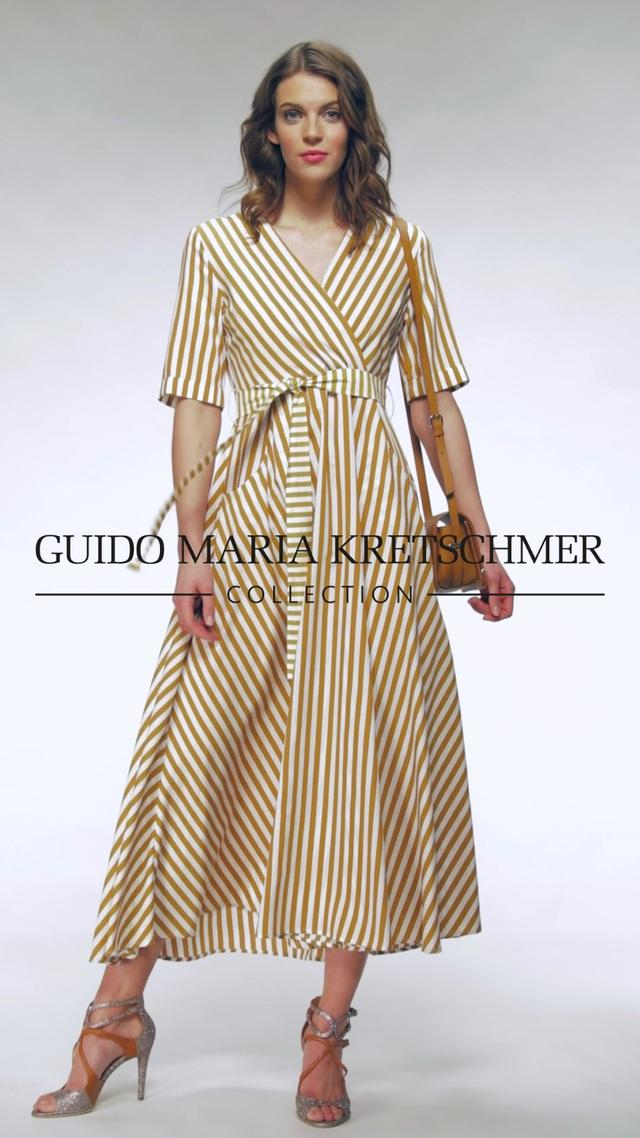 hot sales f8cd3 0baca GUIDO MARIA KRETSCHMER Sommerkleid in Wickeloptik | OTTO