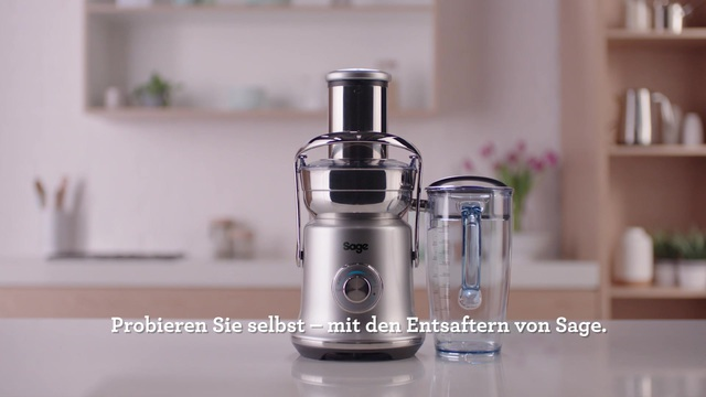 Sage Entsafter the Nutri Juicer Classic, SJE95, 1200 Watt | BAUR