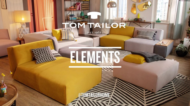 Tom Tailor Tischelement Elements