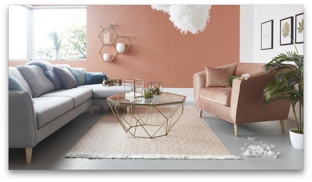 Guido Maria Kretschmer Home&Living Couchtisch »Caen«, aus Glas und Metall in geometrischen Formen, Breite 95 cm online kaufen   OTTO