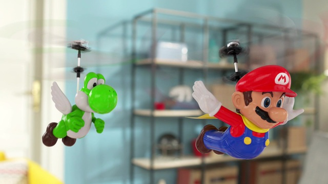 Carrera® RC Helikopter »Carrera® RC Flieger Super Mario™, Flying Yoshi™« online kaufen | OTTO