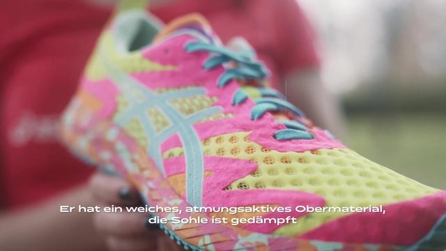 Asics »GEL-NOOSA TRI 12« Laufschuh, Atmungsaktives Obermaterial aus Textil  und Synthetik online kaufen | OTTO