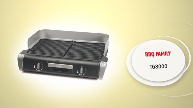Severin Elektrogrill 2500 Watt : Tefal tischgrill grill family tg w watt online