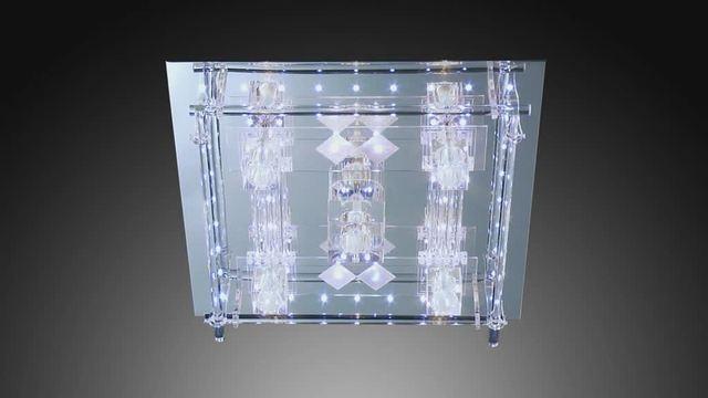 Plafoniere Led Osram : Halogen led deckenlampe mit fernbedienung leuchten direkt online