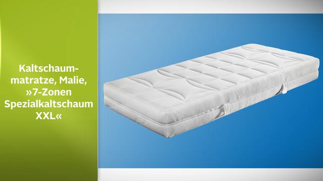 kaltschaummatratze 20 cm bestseller shop f r m bel und einrichtungen. Black Bedroom Furniture Sets. Home Design Ideas