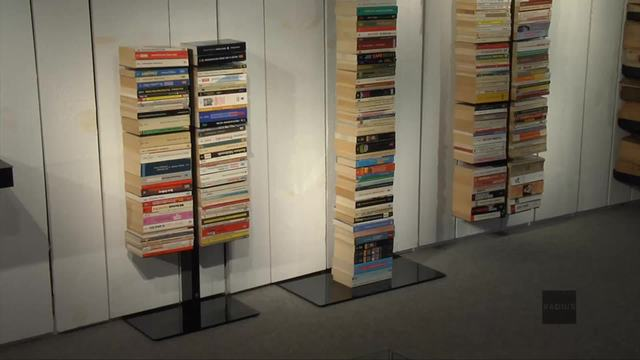 Bücherregal weiß wand  Radius RADIUS Booksbaum 2 Wand klein, Bücherregal, weiß online ...