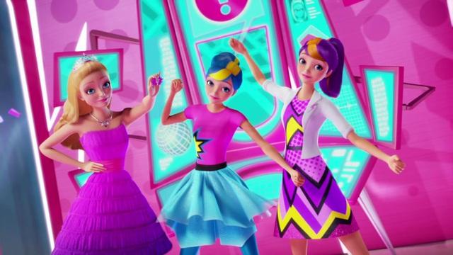 barbie und die super prinzessin