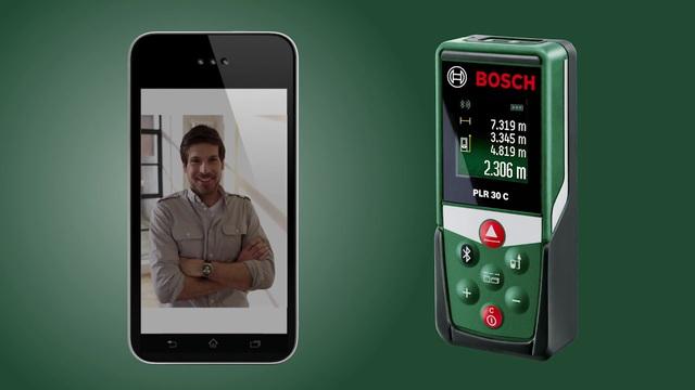 Bosch laser entfernungsmesser plr c« kaufen otto
