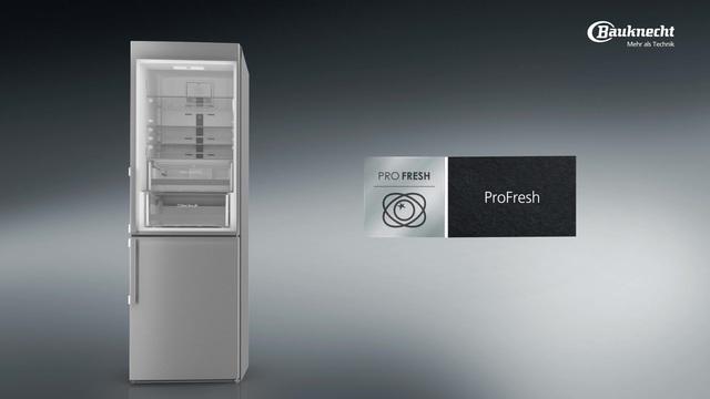 Aeg Kühlschrank Pro Fresh : Bauknecht kühlschrank kr 19g3 a3 in 187 5 cm hoch 59 5 cm breit