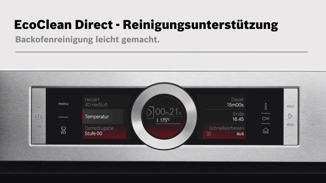 Bosch backofen hbg635bs1