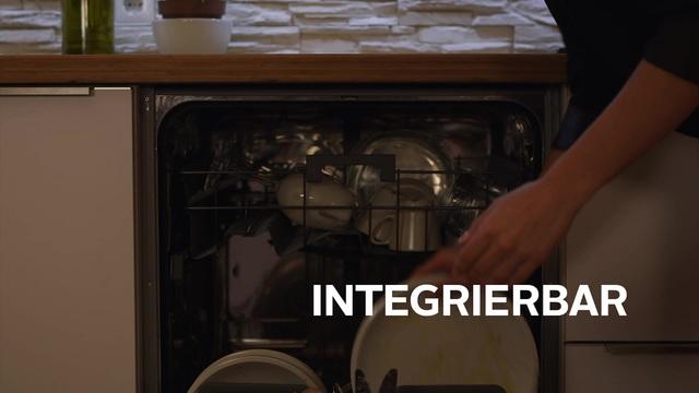 Amica Kühlschrank Bedienungsanleitung : Amica teilintegrierbarer geschirrspüler egsp e l