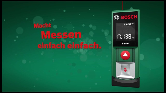 Laser Entfernungsmesser Bosch Zamo Ii : Bosch laserentfernungsmesser »zamo« online kaufen otto