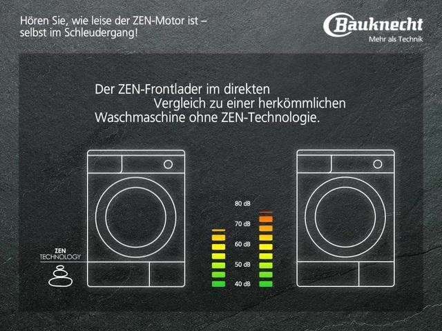 Bauknecht Waschmaschine Toplader Wat Prime 652 Z 6 Kg 1200 Umin