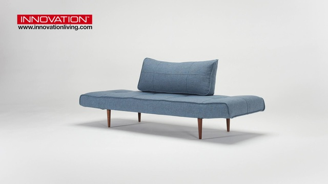 Innovation Schlafsofa Zeal Im Scandinavian Design Styletto