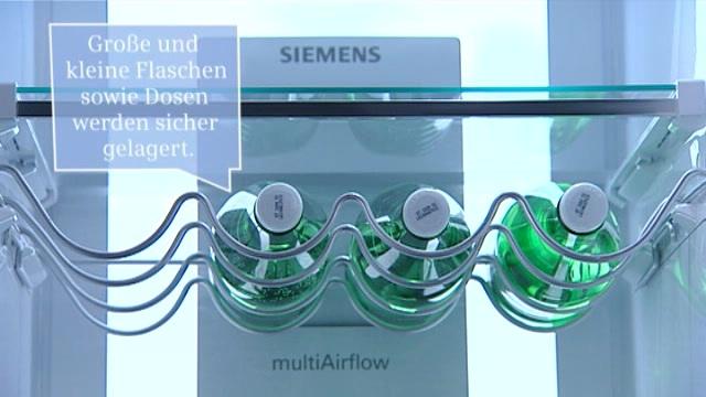 Siemens Kühlschrank Integrierbar : Siemens einbaukühlschrank ki lv cm hoch cm breit
