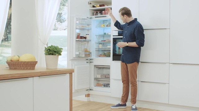 Siemens Kühlschrank Vereist : Siemens einbaukühlgefrierkombination iq500 fla ki77sad40 157 8 cm
