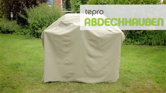 Tepro Toronto Xxl Holzkohlegrill Abdeckhaube : Tepro abdeckhaube für holzkohlegrill toronto« b t h
