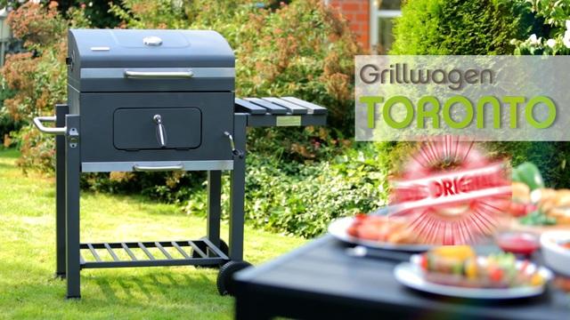 Tepro Toronto Holzkohlegrill Reinigen : Tepro grillwagen toronto holzkohlegrillwagen test gasgrill