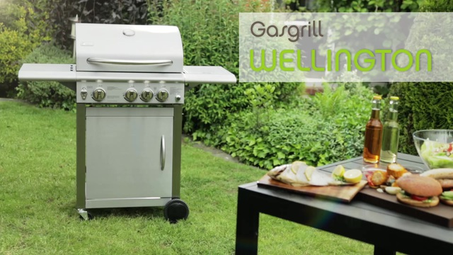 Enders Gasgrill Boston Black 4 Ik Test : Tepro gasgrill »wellington« online kaufen otto