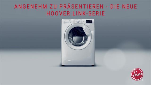 Hoover waschmaschine hl g d kg u min otto
