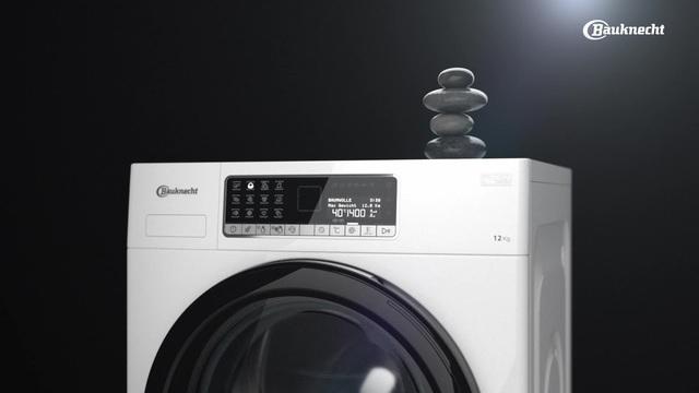 Bauknecht waschmaschine super eco energieeffizienz a