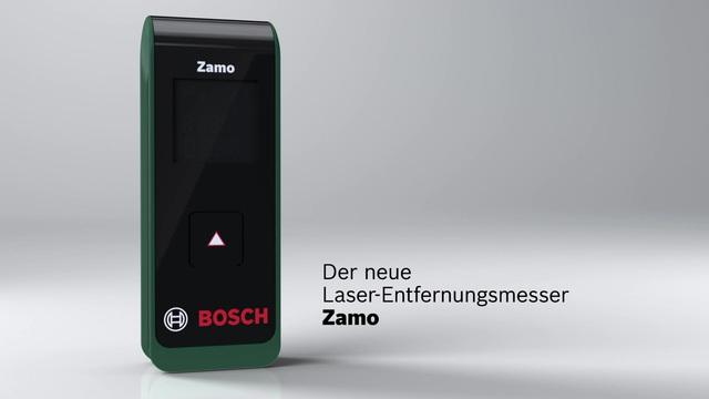 Bosch entfernungsmesser zamo« messbereich m online