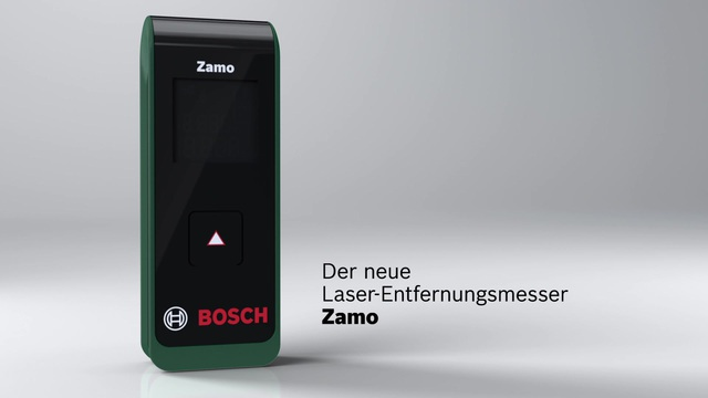Laser Entfernungsmesser Zamo : Bosch entfernungsmesser zamo« messbereich m online